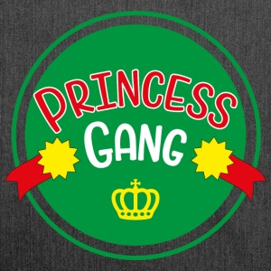 Princess gang - Shoulder Bag made from recycled material