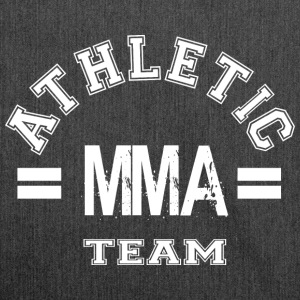 MMA Athletic Team - Shoulder Bag made from recycled material