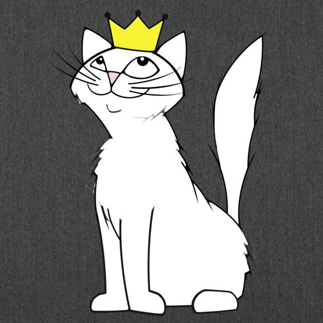 Die Katze ist König!