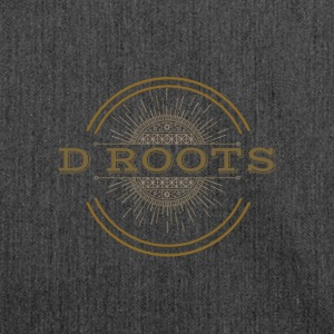 Droots reggae band - Shoulder Bag made from recycled material