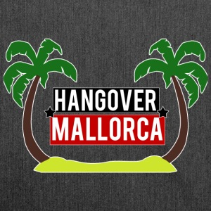 Hangover Mallorca - Shoulder Bag made from recycled material