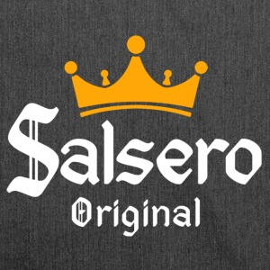 Salsero Original - Salsa Dance Shirts - Shoulder Bag made from recycled material
