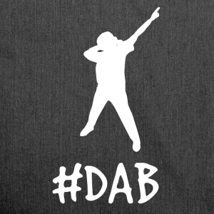 Let´s #DAB - Schultertasche aus Recycling-Material