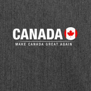 Faire du Canada Great Again - Sac bandoulière 100 % recyclé