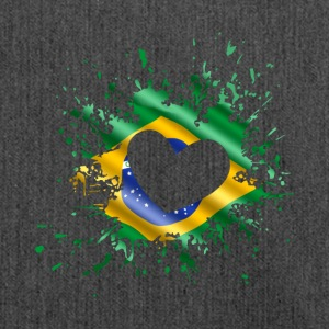 ILove Brazil - Shoulder Bag made from recycled material