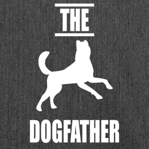 the dogfather v2 - Schultertasche aus Recycling-Material