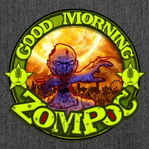 Good Morning Zompoc Podcast - Schoudertas van gerecycled materiaal