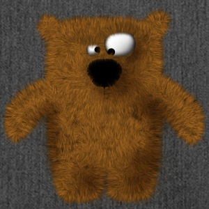teddy - Schultertasche aus Recycling-Material