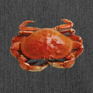 Red crab - Schultertasche aus Recycling-Material