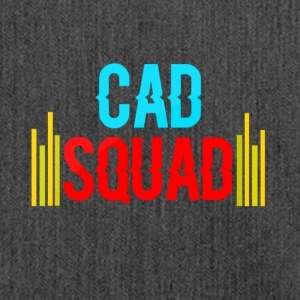 CAD SQUAD - Shoulder Bag made from recycled material
