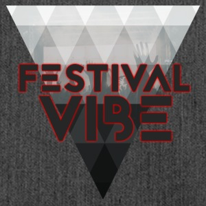 Festival Vibe - Schultertasche aus Recycling-Material