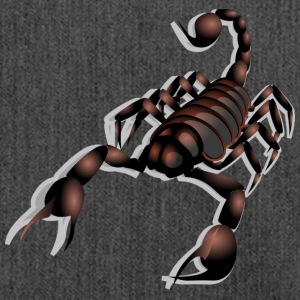 Scorpion - Schultertasche aus Recycling-Material