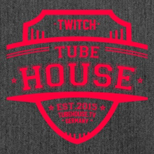 TubeHouse Team College Merch 2017 Pink - Skuldertaske af recycling-material