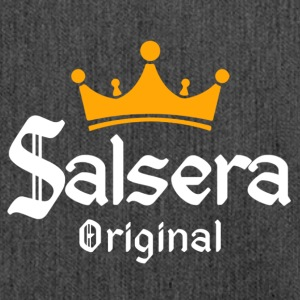 Salsera Original - Salsa Dance Shirts - Shoulder Bag made from recycled material