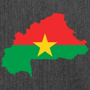 Burkina Faso - Borsa in materiale riciclato