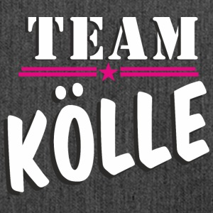 Team Koelle - Schultertasche aus Recycling-Material