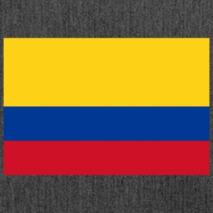 National Flag Of Colombia - Skuldertaske af recycling-material