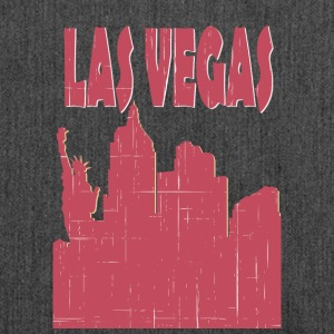 Las vegas City - Shoulder Bag made from recycled material
