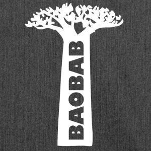 Baobab wite - Schultertasche aus Recycling-Material