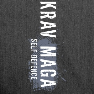 krav maga - Shoulder Bag made from recycled material