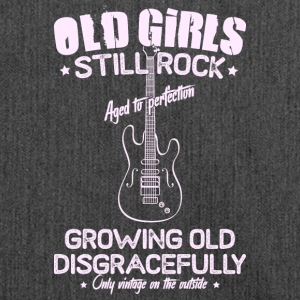Old Girls Still Rock - Musik - Schultertasche aus Recycling-Material