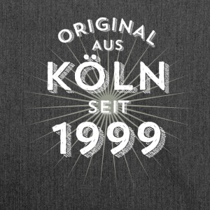 Original from Cologne since 1999 - Shoulder Bag made from recycled material