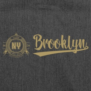 New York · Brooklyn - Skuldertaske af recycling-material