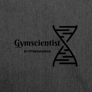 Gymscientist - Schultertasche aus Recycling-Material