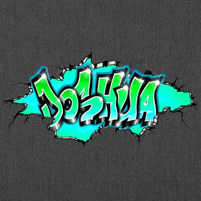 GRAFFITI JOSHUA PRINTABLE WALL BROKE
