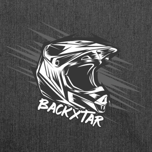Merchandise mit Logo - Schultertasche aus Recycling-Material