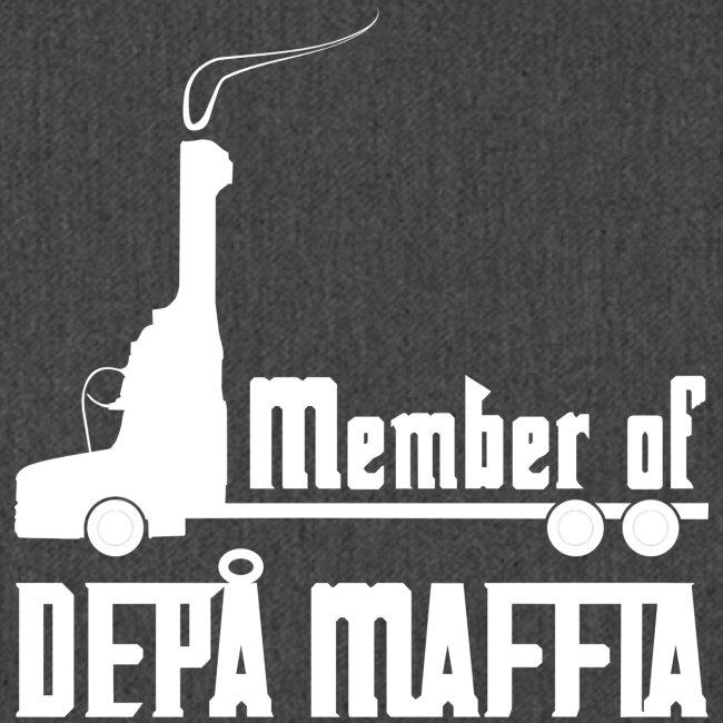Depå Maffia vitt tryck