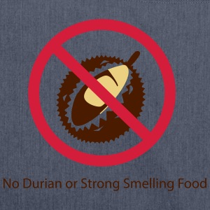 No Durian - Shoulder Bag made from recycled material