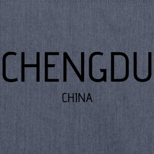 Chengdou - Shoulder Bag made from recycled material