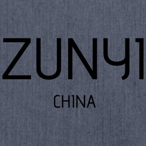 Zunyi - Shoulder Bag made from recycled material