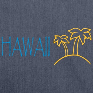 HAWAII - SIMPLE - Schoudertas van gerecycled materiaal