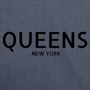 Queens New York - Skuldertaske af recycling-material