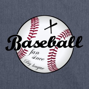 Baseball Big League - Borsa in materiale riciclato