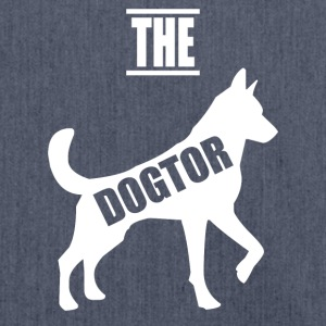 the dogtor 2 - Schultertasche aus Recycling-Material