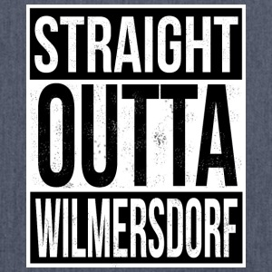 Straight Outta Wilmersdorf - Shoulder Bag made from recycled material