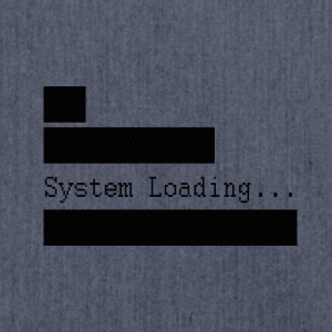 System_Loading - Borsa in materiale riciclato