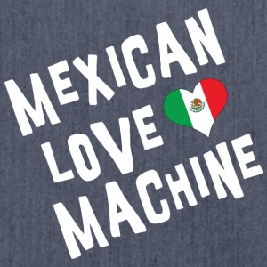 Mexicanske Love Machine - Skuldertaske af recycling-material
