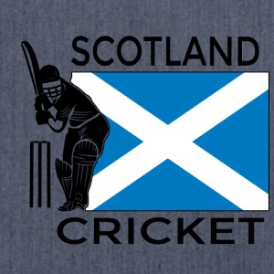 Cricket Scotland - Schoudertas van gerecycled materiaal