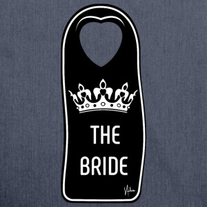 The Bride - Shoulder Bag made from recycled material