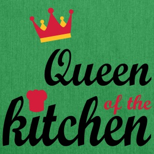 Queen of the kitchen - Shoulder Bag made from recycled material