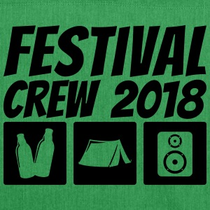 Festival Crew 2018 - Shoulder Bag made from recycled material