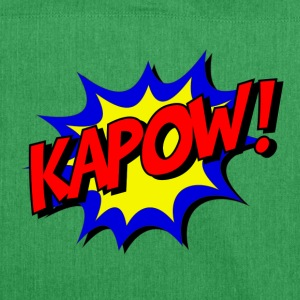 kapow - Shoulder Bag made from recycled material