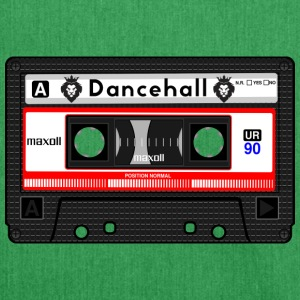 cassette dancehall - Borsa in materiale riciclato