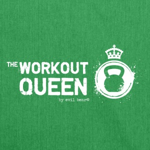 Workout Queen 06 - Skulderveske av resirkulert materiale