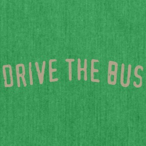Drive the Bus - Shoulder Bag made from recycled material