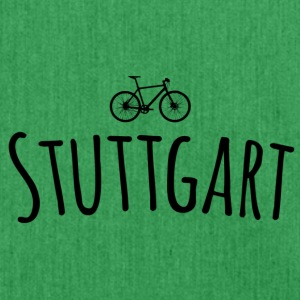 Bicycle Stuttgart - Shoulder Bag made from recycled material